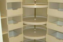 Dressing and Pantry ideas