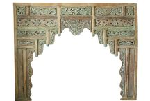 panel decorativo , o cabecero