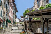 Switzerland, Laussane