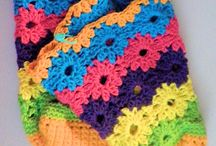 Crochet bags and baskets / by Becky Chelette McCoy