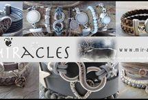 Handgemaakte Sieraden / Prachtige handgemaakte sieraden. www.mir-acles.nl