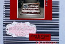 4th of July / Crafty idea for The 4th of July