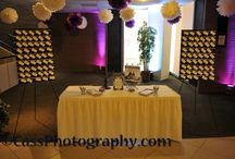 Wedding Décor & Lighting / Wedding Lighting Design - Up Lighting, Monograms & Spot lighting