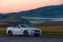 Mercedes-Benz SLK-Class / by Mercedes-Benz USA