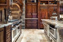 Classic kitchen / Klasszikus konyhák