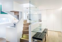 Projects - Daleham Mews - Grey Flooring / Houses and Apartments Fitted with Grey Flooring.