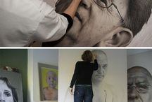 Artists, Studios, Inspiration
