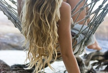 Favourite #HAIR / One of the most feminine things we have.........