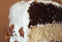 Cake and Cheese Cake Cakes