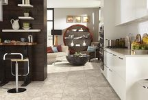 Tile Flooring / Beautiful tile flooring inspiration for any room in the home