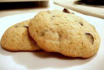 Cookies / Prostě cookies, různé druhy, které chci vyzkoušet :)