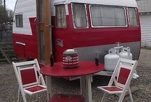 Travel trailers / by Tammy Albright