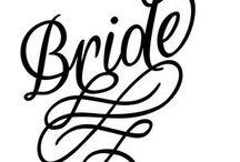 print wedding