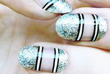 Creative Nails Paintings