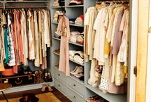 Coveted Closets / Who says we can't dream? Our picks for the best of the best most coveted and fashionable closets.