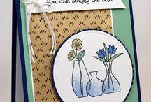 Varied Vases Stampin Up