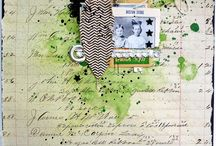 Journal / Ephemera / Collage