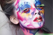 fantasy art makeup ideas
