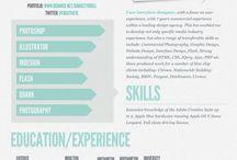 CV idee
