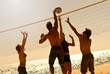 Beach Sports / Photos of beach sports