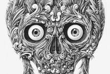 Illustration / by Bruno Rovarotto
