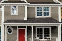 Home exterior colors