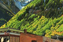 Paintings of Telluride
