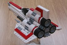 Lego Battlestar Galactica