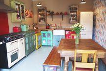 Kitchen and utility ideas