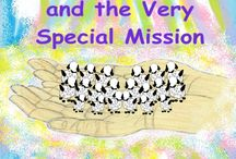 Church / Spiritual stories / Grief and healing / Books about Death / Children's spiritual stories about God, Jesus, Angels Book for children about death grief, heaven, healing, kindness, and love