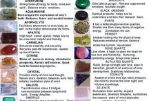 Gemstones and Minerals / Stones I love and some that I have found! / by Nakita Kinley