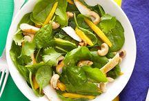salade epinard