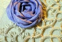 Art - Fabric Flower