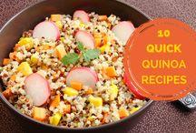 JÁHLY, pohanka, quinoa, bulgur...