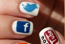 Decoración de uñas...hermosas! / by Mila Mily
