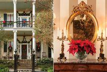 Christmas Decorating & Entertaining / by Southern Lady Magazine