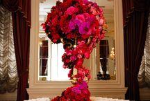 Flower Power / Beautiful Wedding Floral Arrangements #flowers #bouquets