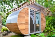 Tree Houses / Interesting tree houses from around the world and DIY projects on how to build your own tree house! Visit us at http://russianriverlandandhome.com/ #russianriverliving #russianriverrealestate #socialmediamarketing