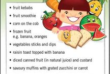 Healthy food ideas for lunch boxes / all about a healthy lifestyle for kids