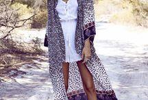 Kimonos Largos