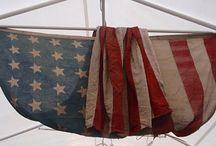 Sweet Land of Liberty / Primitive and Folk Art Americana