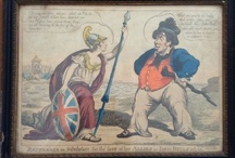 Political cartoons / Georgian and Regency satirical cartoons.