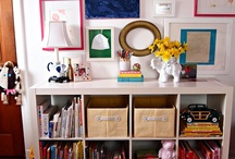 Aleigha and Alivia's room / by Kelly Bates