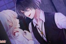 Diabolik lovers Kino × Yui
