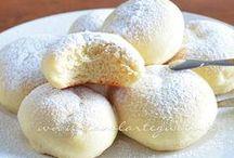 Zeppole e biscotti