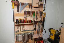 porta ferramentas