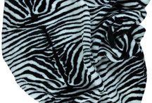 Koc dekoracyjny ZEBRA/Faux fur blanket ZEBRA / Koc dekoracyjny ZEBRA/Faux fur blanket ZEBRA
