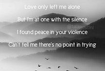 My Own Lyrics / This is the place I will post my lyric edits