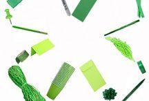 green / by JAM Paper