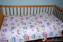 Pościel dla dzieci / Bawełniana pościel do pokoju dziecięcego, pościel do łóżeczka, pościel dla dzieci
